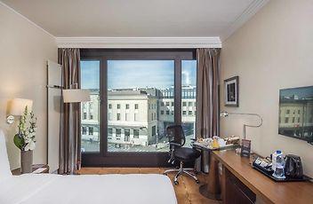 Hotel Warwick Geneva Genf